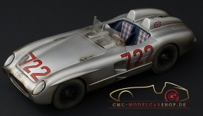 "CMC Mercedes-Benz 300 SLR ""DIRTY HERO ®"", 2. Collectors Edition"
