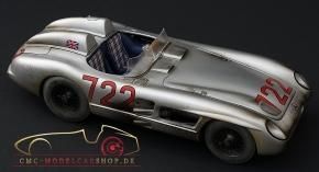 "CMC Mercedes-Benz 300 SLR ""DIRTY HERO ® "", 2. Collectors Edition"