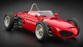 CMC Ferrari Dino 156 F1, Sharknose, 1961 without starting number