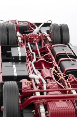 CMC Ferrari Renntransporter Typ Fiat 642 RN2 Bartoletti, 1957