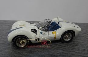 CMC Maserati Tipo 61 Birdcage, 1960 #7 GP Cuba/Havana