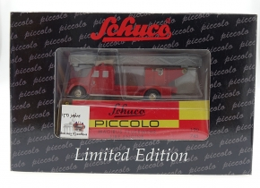 Schuco Piccolo Magirus wagon truck Berlin Fire Department
