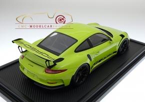 Porsche 911 (991) GT3 RS Lichtgrün, Limitiert 100 Stück