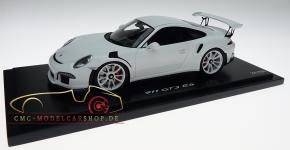Porsche 911 (991) GT3 RS blanc, Limitée 500, Porsche Exclusive Manufaktur