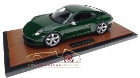 Porsche 911 (991 II) Carrera S vert Irlandais, Limité 911
