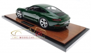 Porsche 911 (991 II) Carrera S Irischgrün, Limitiert 911