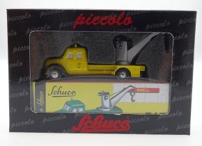 Schuco Piccolo Magirus Abschleppwagen