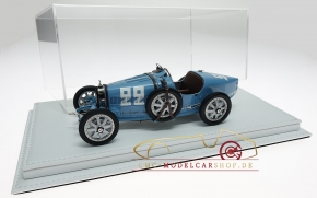 CMC Bugatti T35 #22 GP France incl. Atlantic showcase